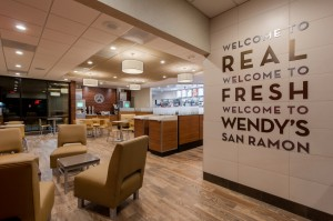Wendy's San Ramon - Completed 004 Lobby Entry