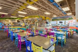Burrito Bandito Chico Interior