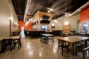 Tap Room, Chico CA - Finished Project - Holt Construction 001