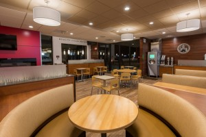 Wendy's San Ramon - Completed 007 Booth Seating