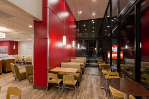Wendy's San Ramon - Completed 010 Street View Seating